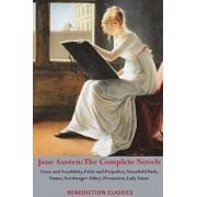 Jane Austen: The Complete Novels: Sense and Sensibility, Pride and Prejudice, Mansfield Park, Emma, Northanger Abbey, Persuasion, L, Paperback/Jane Austen