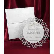 invitatii nunta cod 2527