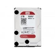 Western Digital Red disco duro interno Unidad de disco duro 2000 GB Serial ATA III