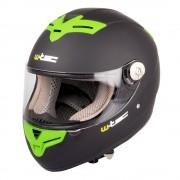 W-tec Moto Helma W-Tec V105 Černo-Zelená Xs (53-54)
