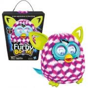 Hasbro Year 2013 Furby Boom Series 5 Inch Tall Electronic App Plush Toy Figure - Pink