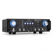 Skytronic 103.208 AV-100 HI FI Караоке усилвател 100W RMS SD, USB, MP3 (SKY-103.208)