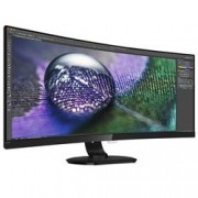 PHILIPS 34 21 9 CURVED USB-C DOCKING MONITOR GAMING