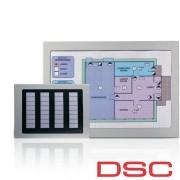 ANUNTATOR GRAFIC CU 32 DE ZONE DSC PC4632