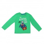 Bluza Lupilu Monster 2 5 ani verde