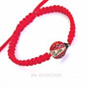 Гривни с Червена Връв Ladybug