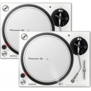Pioneer DJ PLX-500-W Doppelpack