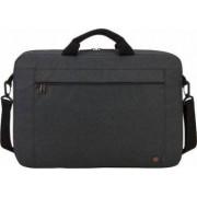 Geanta laptop Case Logic 15.6inch Era Attache buzunar interior 10.5inch buzunar frontal Negru