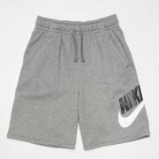Nike Club Plus Short - Grijs - Size: Medium; male