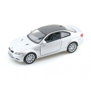 Kinsmart 1:36 Scale Die Cast BMW M3 Coupe, Silver