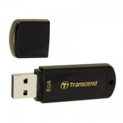 Memorie USB Transcend Memorie flash Classic JF350 8GB Black