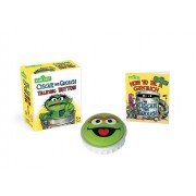 Sesame Street: Oscar the Grouch Talking Button, Paperback