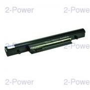 2-Power Laptopbatteri Toshiba 11.1v 5200mAh (PA3905U-1BRS)