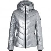 Bogner Fire + Ice Women Jacket SASSY 2 shiny silver