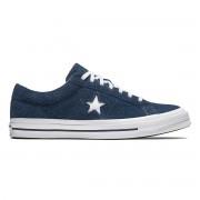 CONVERSE Flache Sneakers One Star OG, Veloursleder