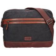 Lagen Men´s Shoulder Bag 22406 TAN