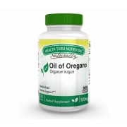 Oil of Oregano (Wild) 150 mg (non-GMO) (120 Softgels) - Health Thru Nutrition