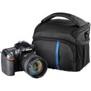 Husa pentru aparat foto Hama NASHVILLE 110 BL/BLUE (1218630000)