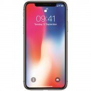 Apple iPhone X 64GB Space Gray - Codat Orange