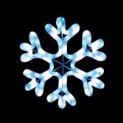 Светодиодная фигура Feron LT001 4000K снежинка белая(26699)