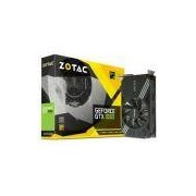 Placa De Vídeo Zotac Geforce Zt-p10600a-10l Gtx 1060, 6gb, Ddr5, 192 Bits