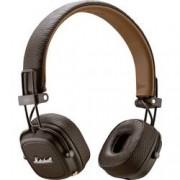 Marshall Bluetooth® sluchátka On Ear Marshall Major III Bluetooth 04092187, hnědá