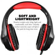 SENHAI Gaming Headset for PS4 PSP Xbox one PC Tablet iPhone Ipad Samsung Smartphone, SENHAI GM-1 Headphone with Adapter...