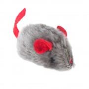 Ratón de juguete con catnip para gatos - 3 unidades