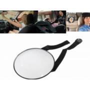 Oglinda Auto Retrovizoare pentru Supravegherea Copilului din Spate Diametru 17cm