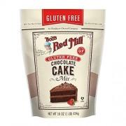 Bobs Red Mill Bob's Red Mill, Mezcla para pastel de chocolate sin gluten, 453g, Un sabor a chocolate, 453 gramos