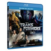 Transformers:The Last Knight:Mark Wahlberg, Anthony Hopkins, Stanley Tucci, John Turturro - Transformers:Ultimul cavaler (Blu-ray 2D si Blu-ray 3D)