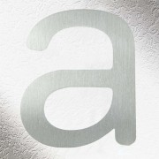 High Quality House Numbers - Letter a