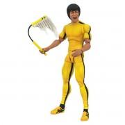 Action figure Bruce Lee - Yellow Jumpsuit - DIAMMAR192442