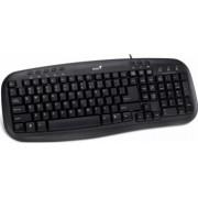 Tastatura Genius KB-M200 USB Black