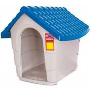 Casa Para Perro/mascota Plast Pet New House No. 2 Azul