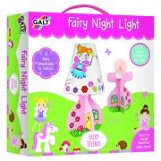 Set creativ pentru copii Galt Veioza Fairy, 5 ani+