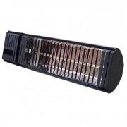 AVH-Collectie Elektrische infrarood terrasverwarmer Iras zwart - 2000 W