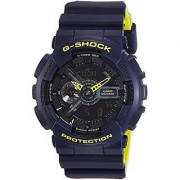 Casio G-Shock Analog-Digital Black Dial Mens Watch-GA-110LN-2ADR (G728)