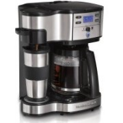 Hamilton Beach 3SELJW8XCL1V Personal Coffee Maker(Black)