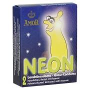 """Profilattici """"Amor Neon"""" Fluorescenti - 2 Pezzi"""