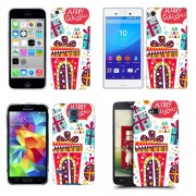 Husa Samsung Galaxy S Duos S7562 / Trend S7560 / Trend Plus S7580 Silicon Gel Tpu Model Craciun Christmas V1