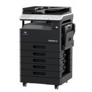 Imprimanta konica minolta Multifunctional A3 alb-negru Konica Minolta Bizhub 306 + Alimentator Documente RADF DF-625 + duplex + kit scanare retea MK-750 + toner negru 12.000 pagini, Instalare Gratuita