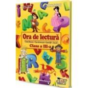 Ora de lectura clasa a III-a