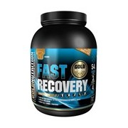Fast Recovery para recuperação muscular sabor laranja 1kg - Gold Nutrition