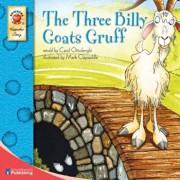 The Three Billy Goats Gruff, Paperback/Carol Ottolenghi