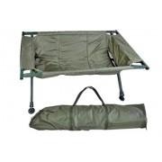 Saltea Primire Extra Carp Cradle + Husa de Transport, 120x69x43cm