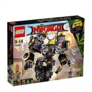 LEGO Ninjago Movie aardschokmecha 70632
