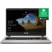 Laptop Asus X507UA Intel Core Kaby Lake R (8th Gen) i5-8250U 256GB SSD 8GB Win10 Pro FullHD Star Gray