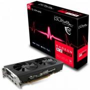 SAPPHIRE Video Card AMD Radeon PULSE RX 580 8G GDDR5 DUAL HDMI / DVI-D / DUAL DP OC W/BP (UEFI) 11265-05-20G