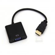 Cablu adaptor HDMI la VGA